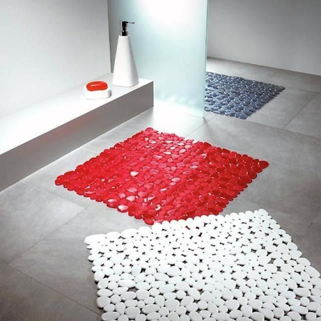 Разнообразие цветов резиновых ковриков