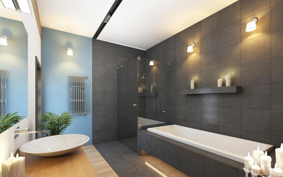 Руководство по выбору освещения для ванной комнаты