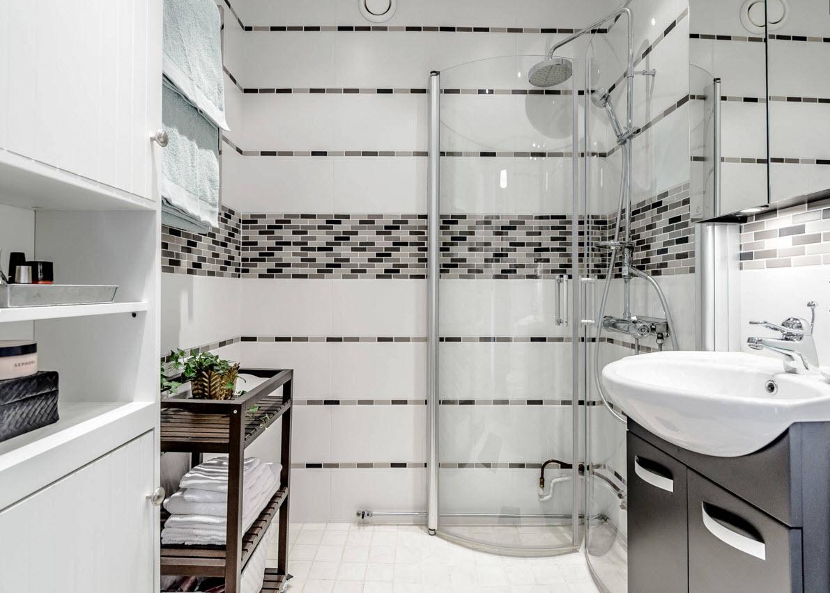 Современные идеи оформления ванной комнаты
