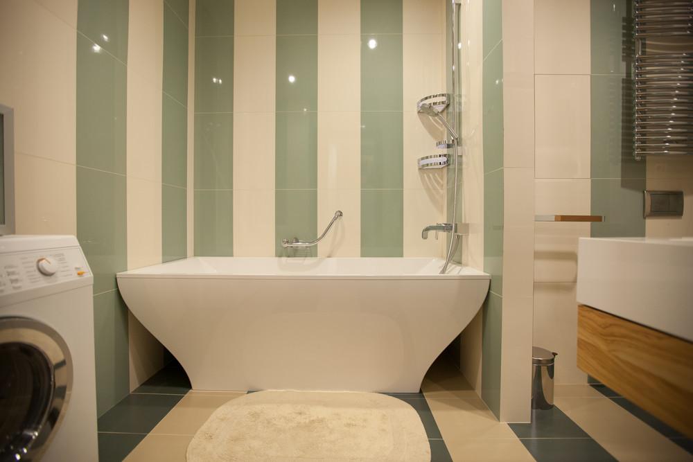 Современный дизайн ванной комнаты 2018