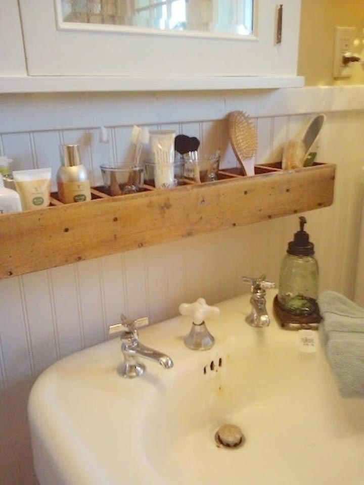 Способы украсить дизайн ванной 2018