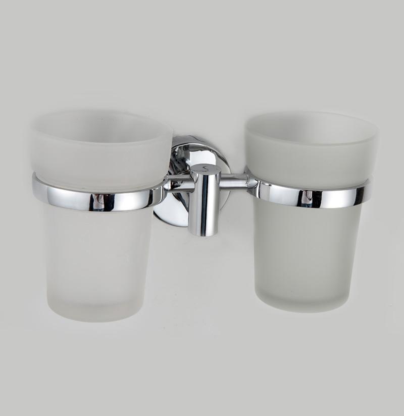 Стаканы для ванной комнаты и держатели ванных принадлежностей
