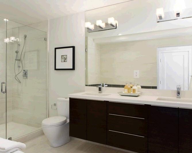 Светильники для ванной с приятным мягким светом