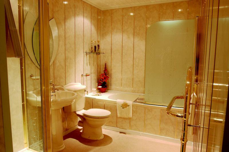 Улучшаем декор ванной