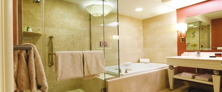 Варианты организации освещения в ванной