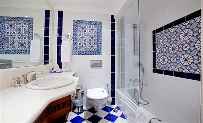 Выбираем орнаменты для ванной
