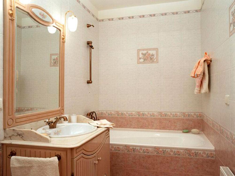 Выбираем оттенок ванной