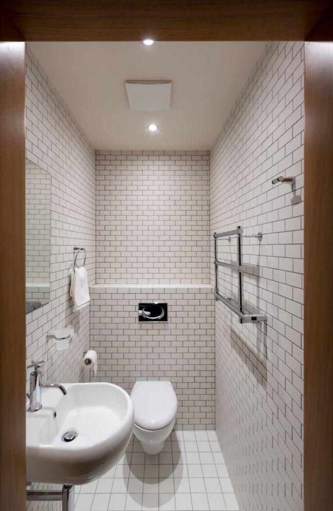 Освещение для туалета