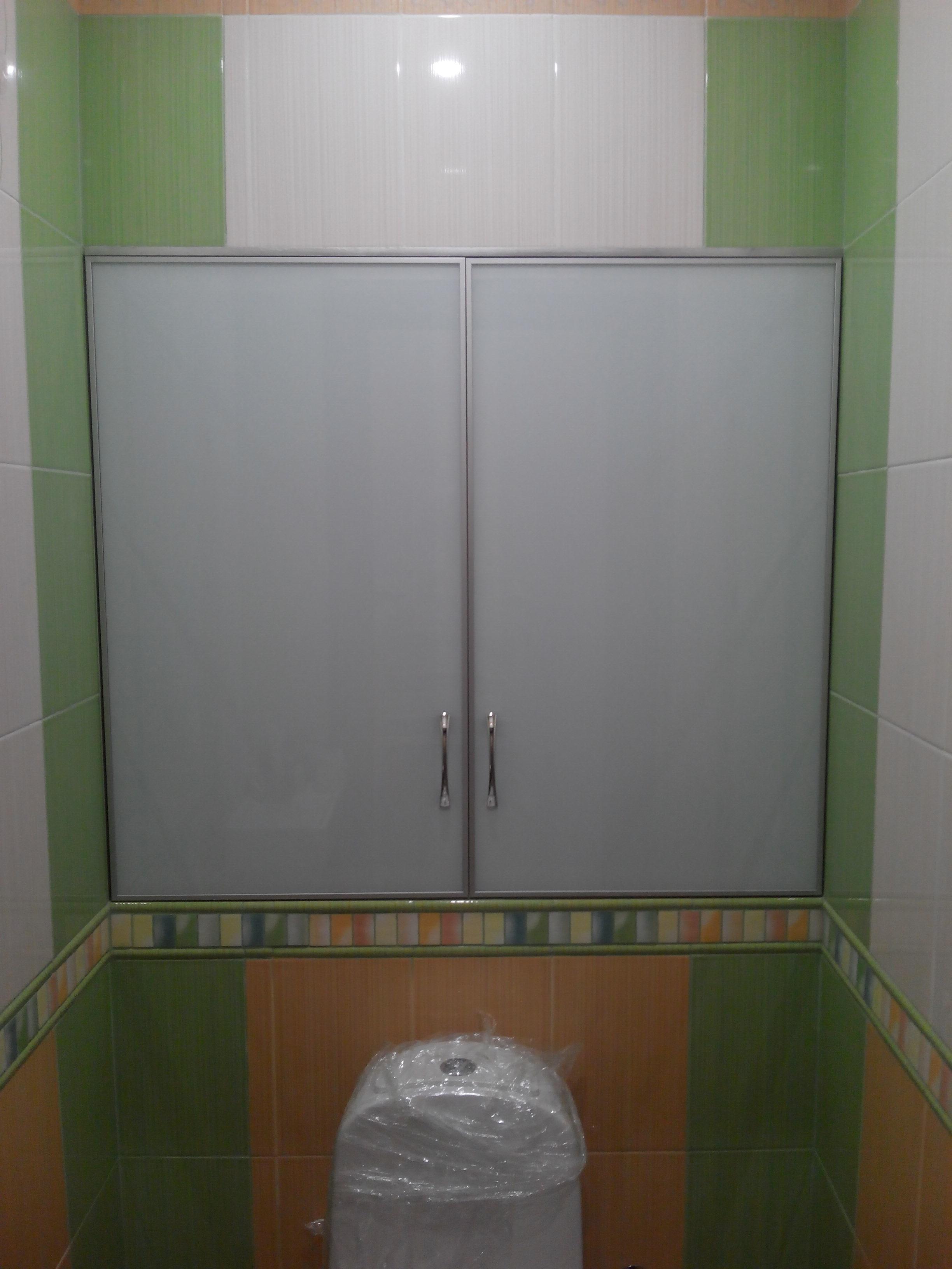 Двери в туалет