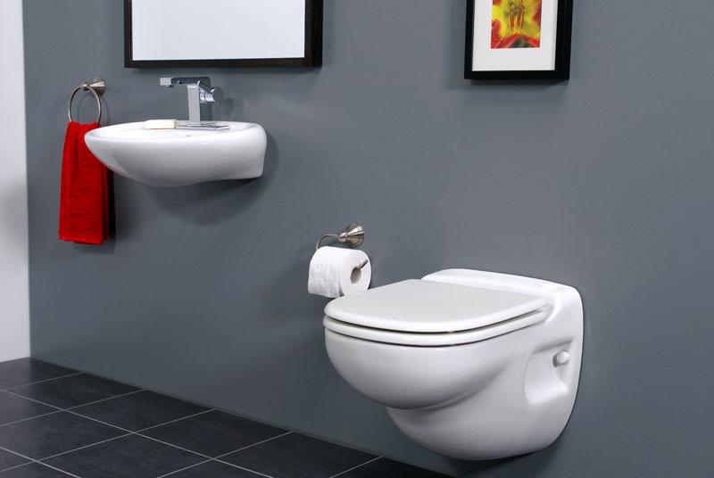 Маленькие раковины в туалет