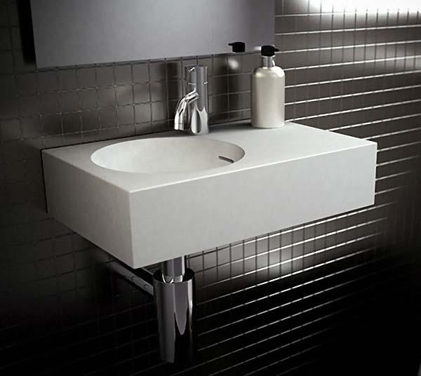 Мини-раковина для туалета