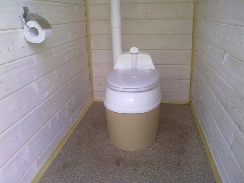Торфяной дачный биотуалет