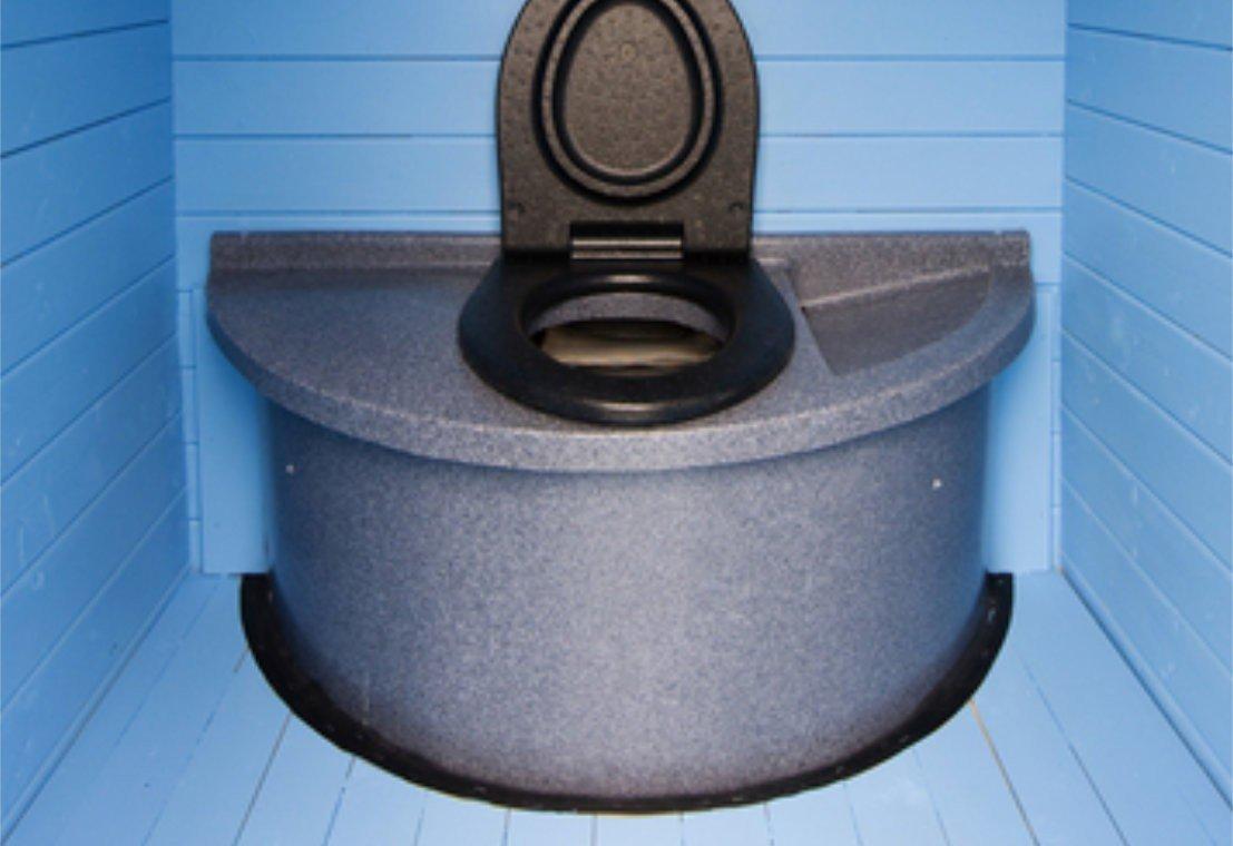 Торфяной туалет - принцип работы