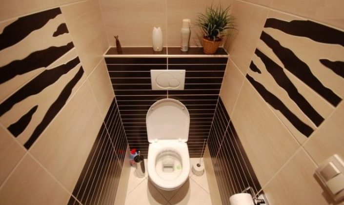 Выбор дизайна для туалета
