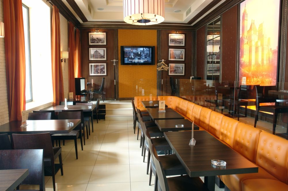 Основные требования к мебели для ресторана
