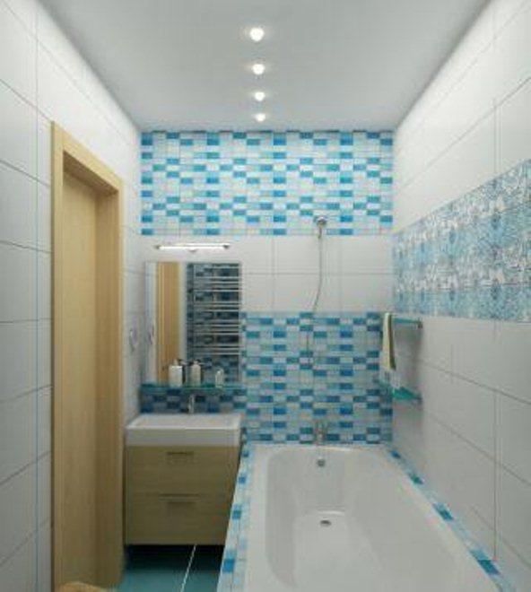 дизайн маленькой ванной комнаты фото в хрущевке без туалета 3